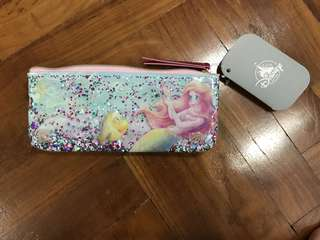 Disney pencil case (Ariel)