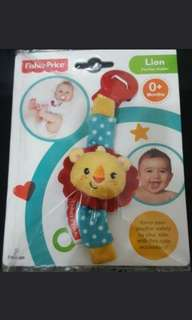 BN Fisher-Price Pacifier Holder
