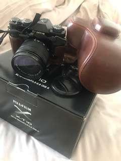 Fujifilm XT10 Lengkap