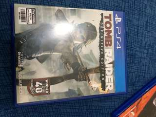 Tomb Raider Definitive Edition Orig Price 1999