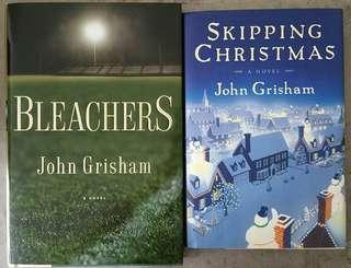 John Grisham books for sale