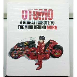 OTOMO: A Global Tribute to the Mind Behind Akira;