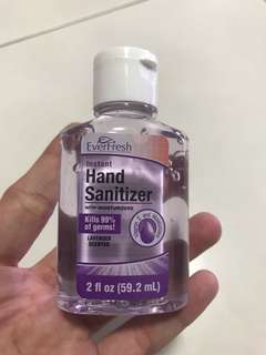 *New* Handy Hand Sanitizer