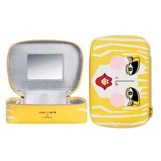 Steve J. & Yoni P. X M.A.C Makeup Pouch 限量版化妝袋 包 化妝包 MAC make up bag