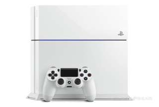 PS4 Glacier White (Want To Buy)