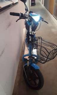 E scooter E bike