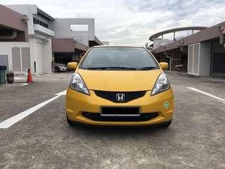 Honda Fit 1.3 For Rent