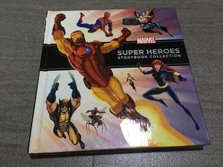 Marvel Superheroes Storybook