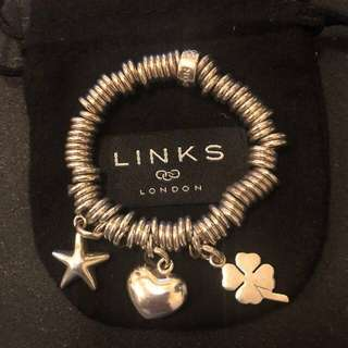 Links Of London Bracelet(90% new)