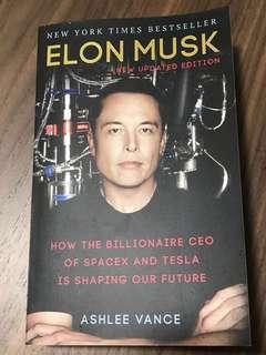 Elon Musk Brand New Book