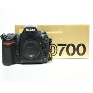 Nikon D700 DSLR Body Only (SC 200K)
