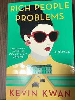 Rich People Problems BRAND NEW BIG BOOK