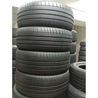 215-55-17 MICHELIN PS3 X4