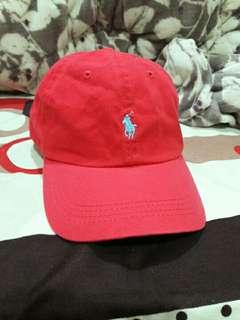 🚚 Polo紅色老帽