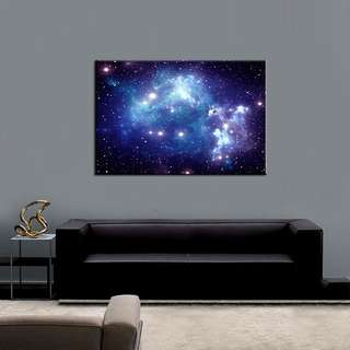Galaxy Art Prints on Canvas