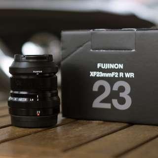 Fujifilm 23mm F2