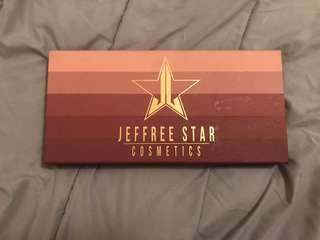Jeffree Star Nude Bundle