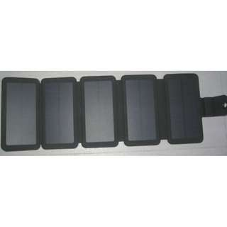 Pocket Solar Charger . Foldable Solar Panel