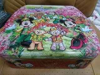 迪士尼 羊年特別版 曲奇罐 收藏