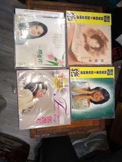 鄧麗君全新VCD&CD 每隻100