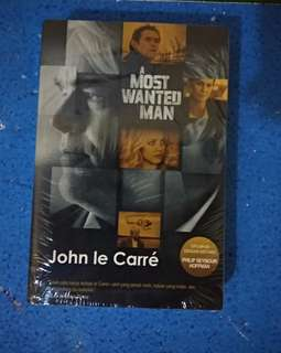 Novel A Most Wanted Man by John Le Carre