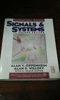 BN2401 Signals & Systems