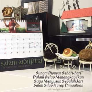 Selamat Hari Raya Aidilfitri | 1 Syawal 1439H