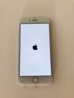 iPhone 6 White/Silver 64GB