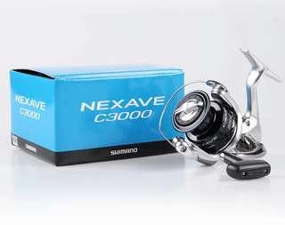 SHIMANO  NEXAVE C3000