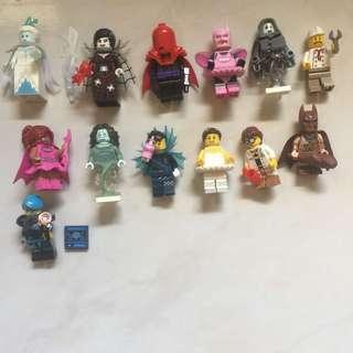 #2 LEGO MINIFIGURES