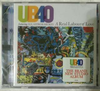 [Music Empire] UB40 - A Real Labour Of Love CD Album