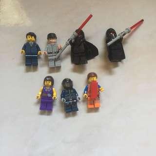 #3 LEGO MINIFIGURES