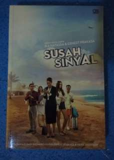 Novel Susah Sinyal by Ika Natassa