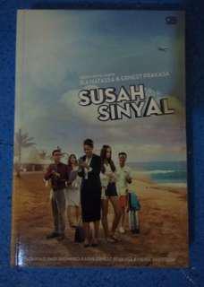 Novel Susah Sinyal by Ika Natassa