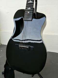 OF660 & TonewoodAmp, Journey Instruments Carbon Fiber Acoustic Guitar