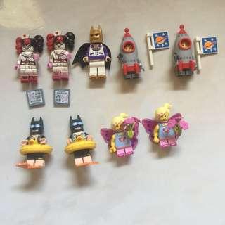 #4 LEGO MINIFIGURES