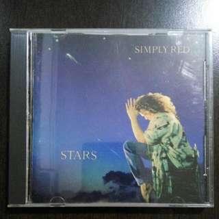 Simply Red : Stars CD