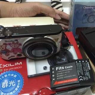🚚 Casio Zr3500金