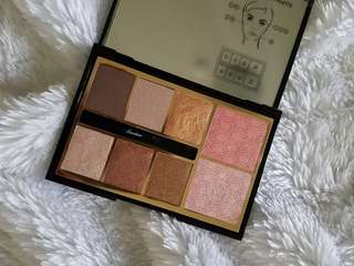 Guerlain Palette Gold Multi-Use Palette For Face, Eyes And Lips # GOLD (Holidays Limited Edition)