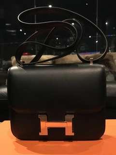 Brand New 全新 Hermes Mini Constance 18