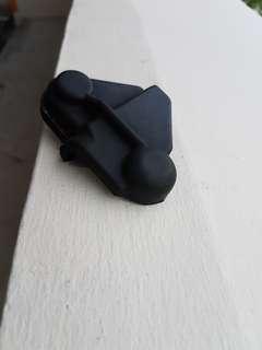 Krr block rubber