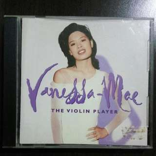 Vanessa Mae : The Violin Player CD