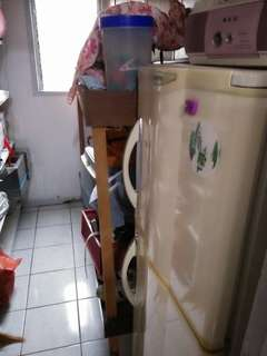 Refrigerator National 6cubic almost new