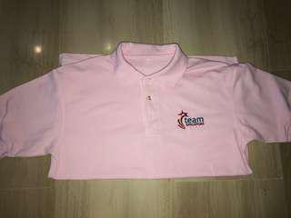 Team Singapore Polo Shirt with Ronald Susilo signature