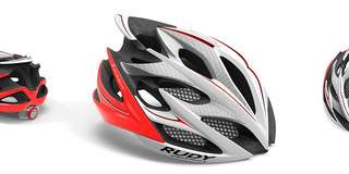 Rudy Project Windmax (Fluo Red) Helmet (S-M)