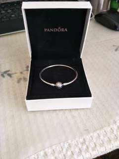Pandora Christmas Bangle 19cm
