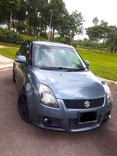 Mod Swift Sport Manual for Rent