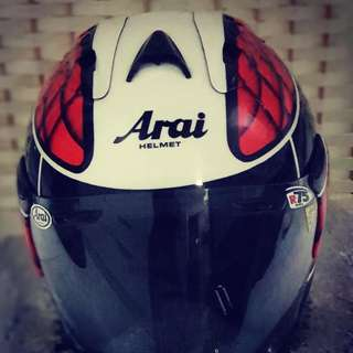 Arai Helmet Used