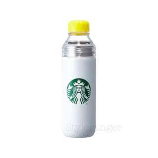 🇰🇷韓國2018 Starbucks黃蓋不鏽鋼水瓶