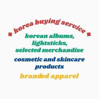 korea buying service